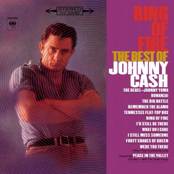 """Johnny Cash - """"Ring of Fire"""""""