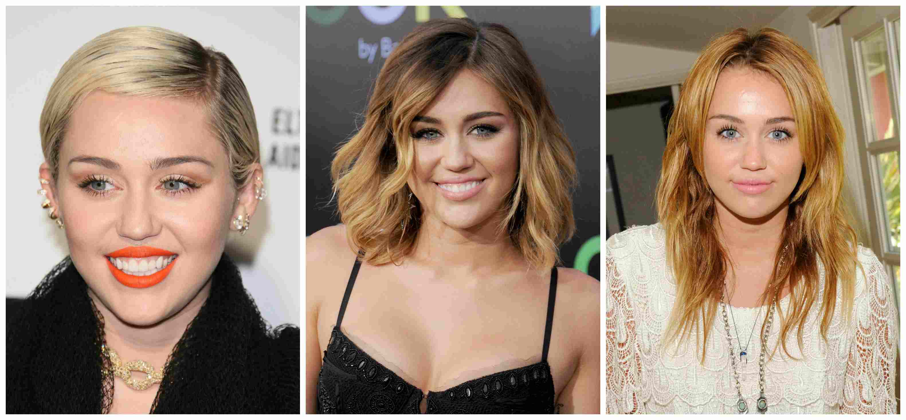 3 hair lengths, one woman: which suits her best?