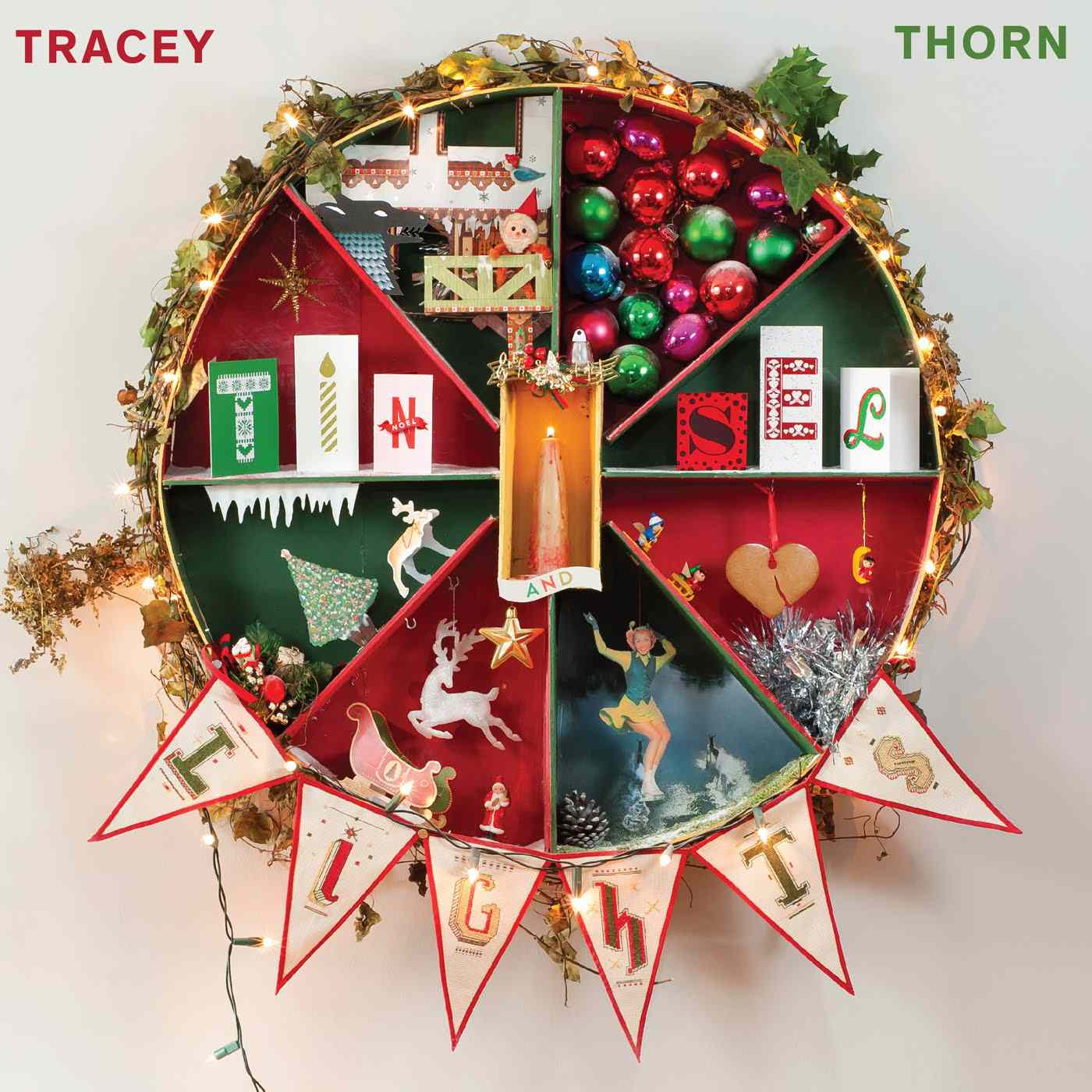 Tracey Thorn 'Tinsel and Lights'