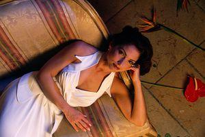 Gloria Estefan from above
