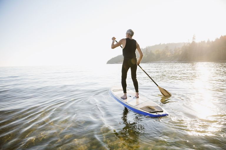 Stand Up Paddleboards >> An Introduction To Standup Paddleboarding Sup