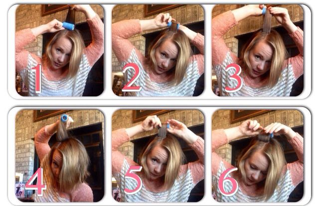 How To Curl Your Hair With Velcro Rollers