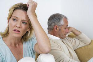 Sabotaged, Distanced, Sulking, Fighting Couple