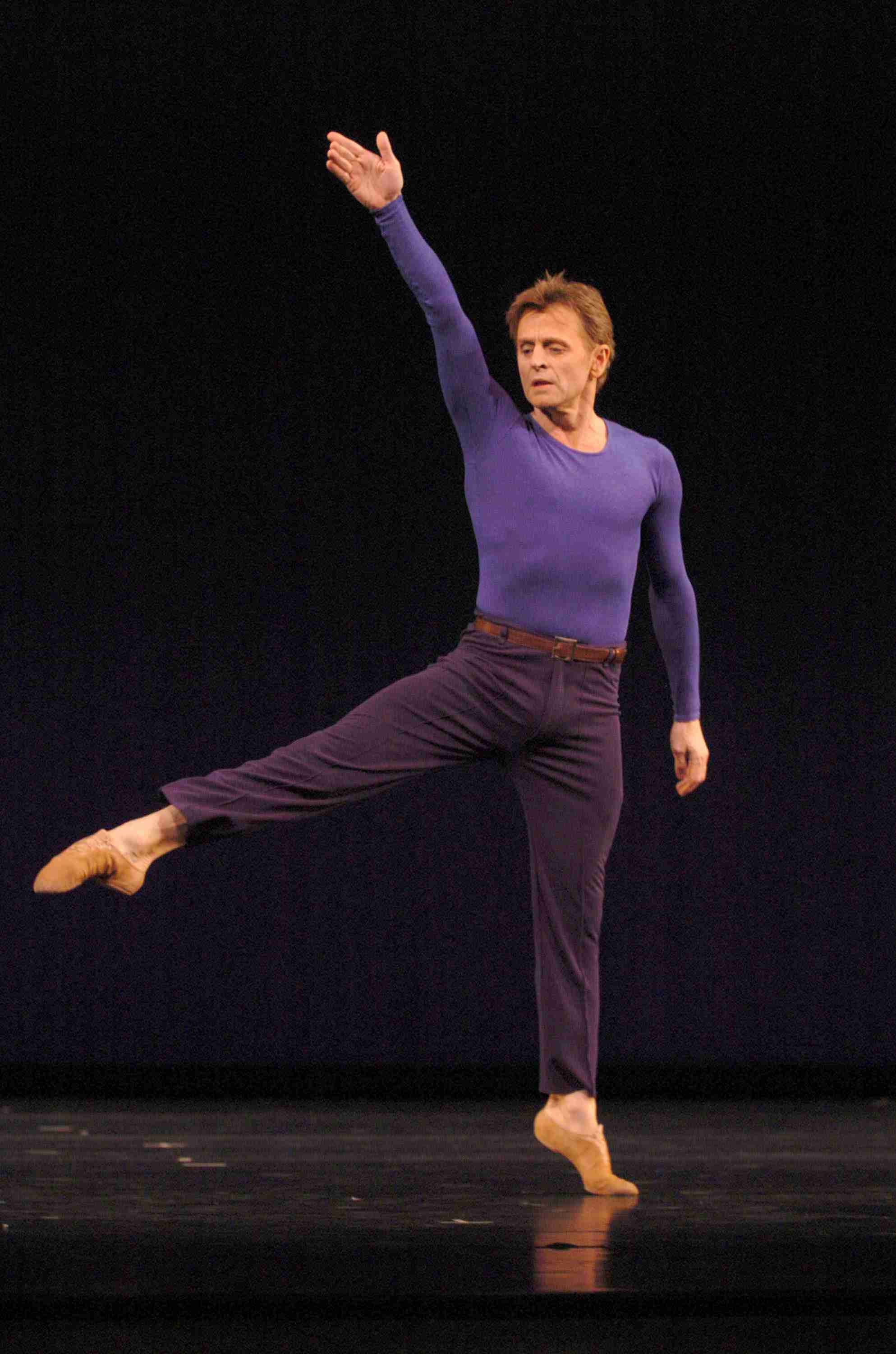 Solos With Piano Or Not... An Evening Of Music And Dance - Mikhail Baryshnikov