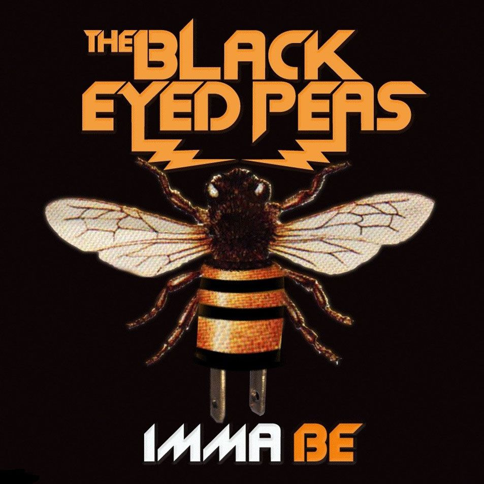 Black Eyed Peas Imma Be cover