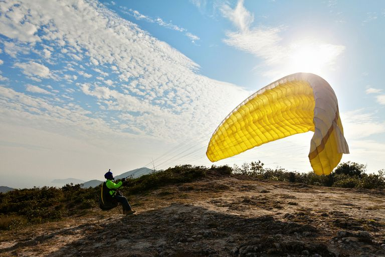 How to Land a Paraglider Perfectly, Every Time