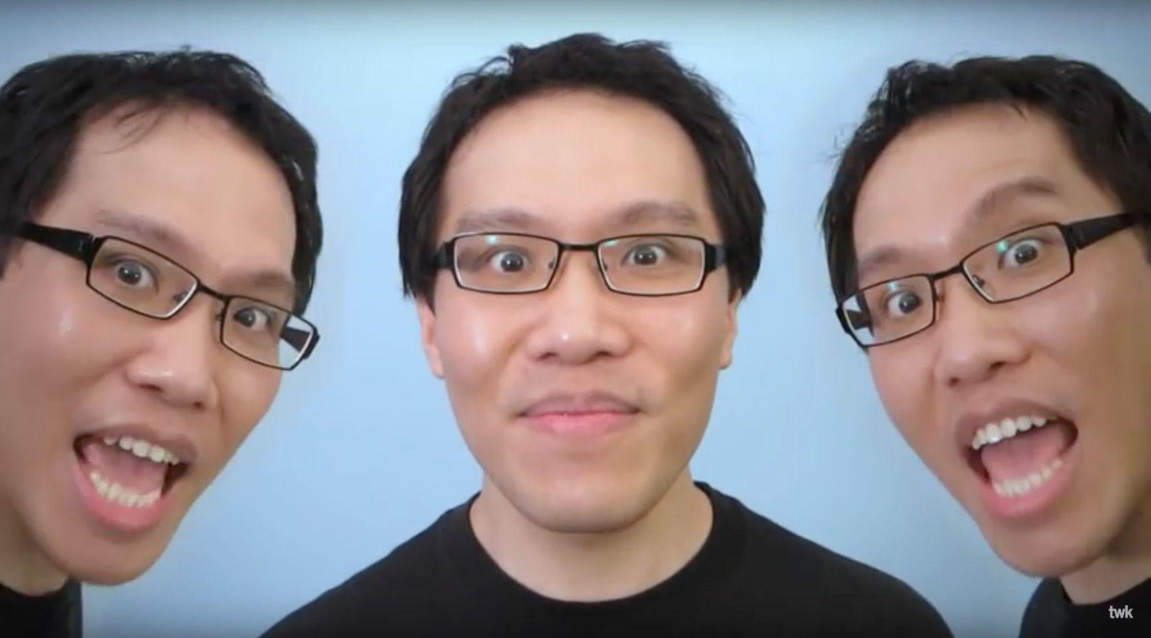 "Screenshot of The Winecone's YouTube video ""Starships"""