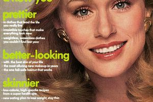 Lauren Hutton Vogue Magazine