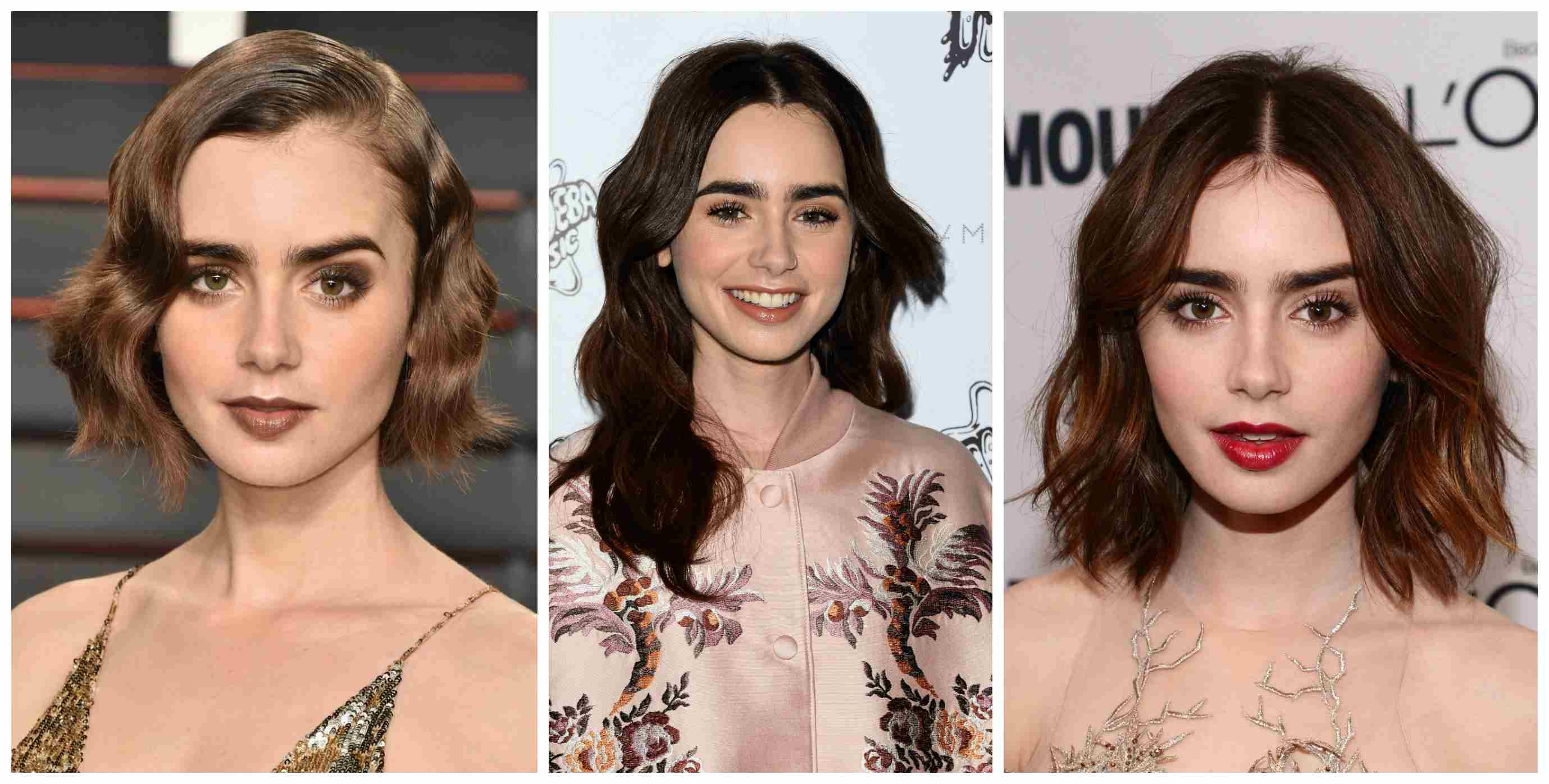 3 Hair Lengths One Woman Which Suits Her Best