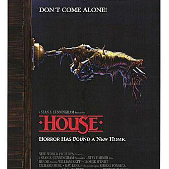 House movie poster