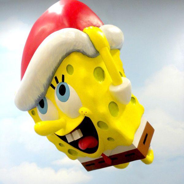 SpongeBob SquarePants Balloon for 87th Annual Macy's Thanksgiving Day Parade