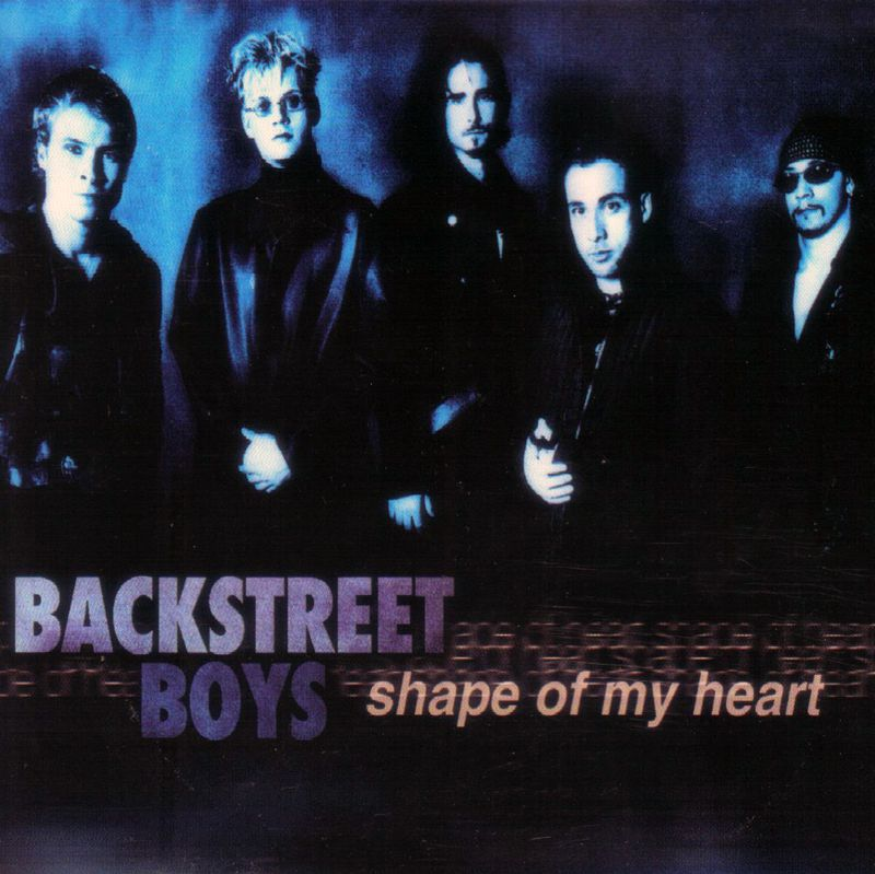 Backstreet Boys Shape Of My Heart