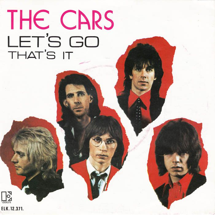 The Cars Let's Go
