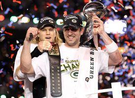 Super Bowl MVP Aaron Rodgers