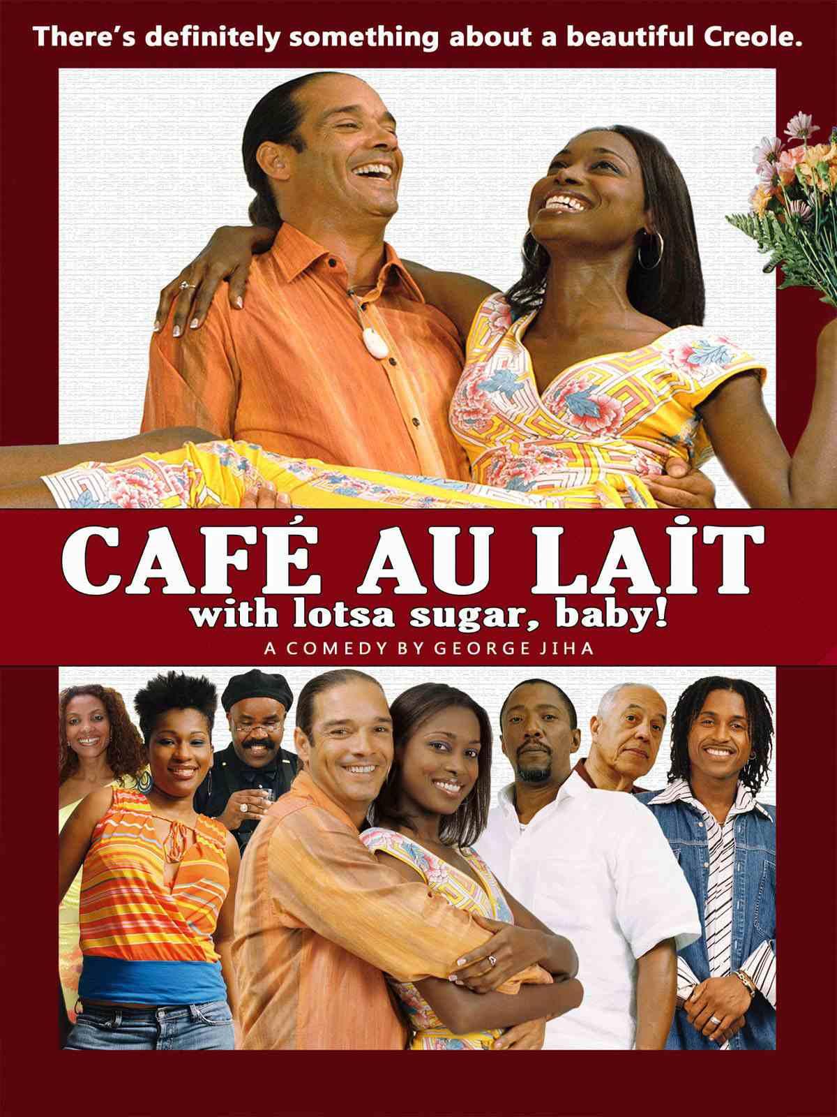 Cafe Au Lait movie poster