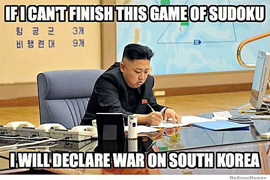 Kim Jong Un meme