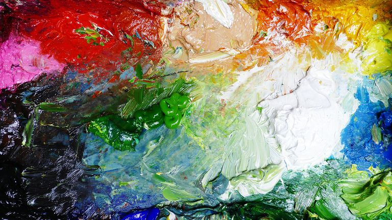 What Are The Ingredients In Acrylic Paint