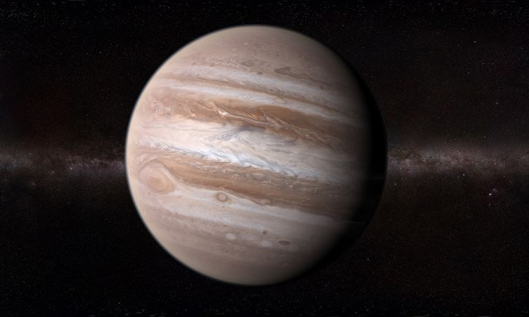 Astrology's Lucky Star Jupiter