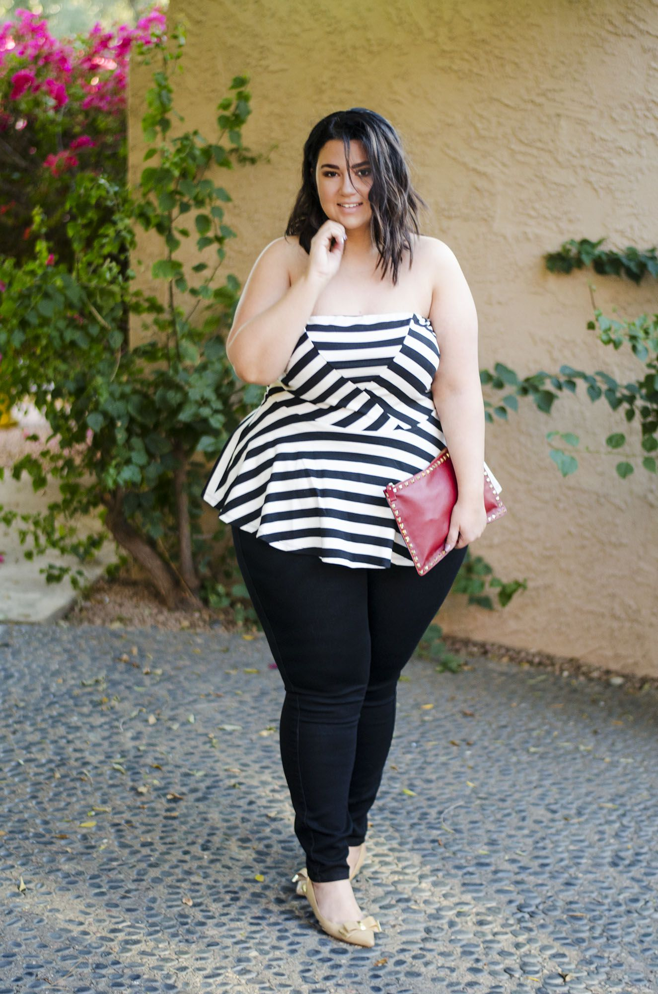 3c1a54d70d8 14 Plus Size Jeans Outfits That Will Turn Heads