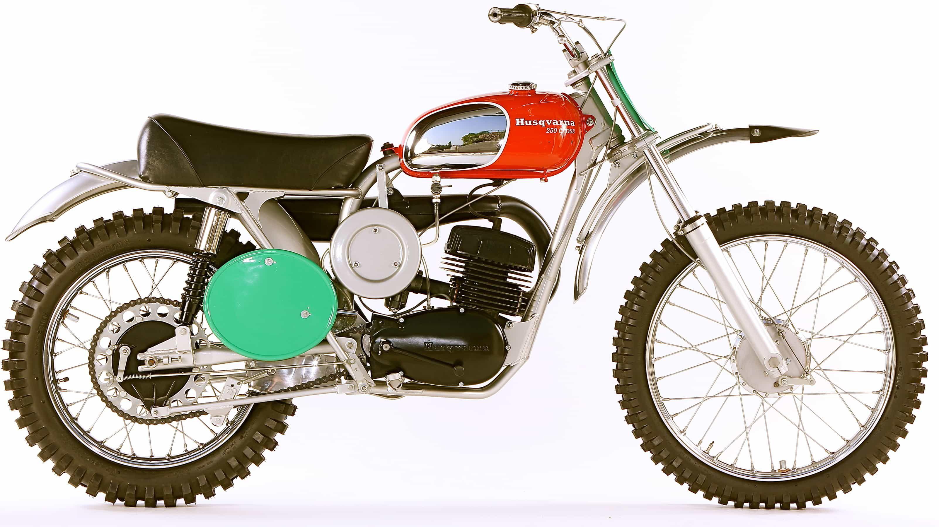 Husqvarna 250 MX