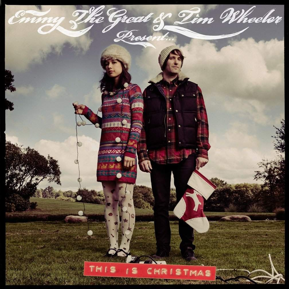 Emmy the Great and Tim Wheeler 'This Is Christmas'