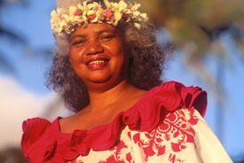 Hawaiian Grandmother