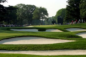 12th hole at Winged Foot Golf Club