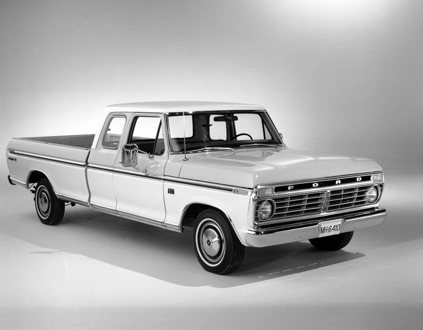 1974 Ford F-100 SuperCab Truck
