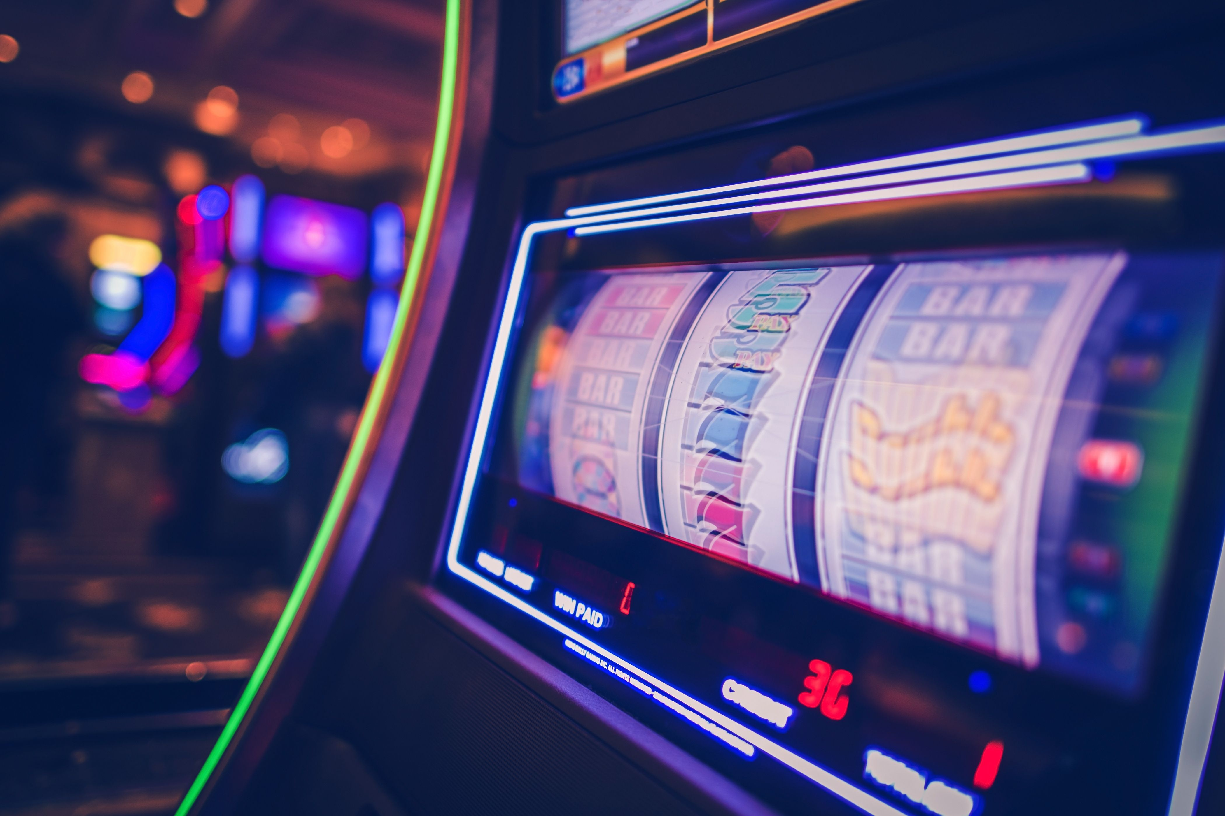Real slot machine for home use over $300