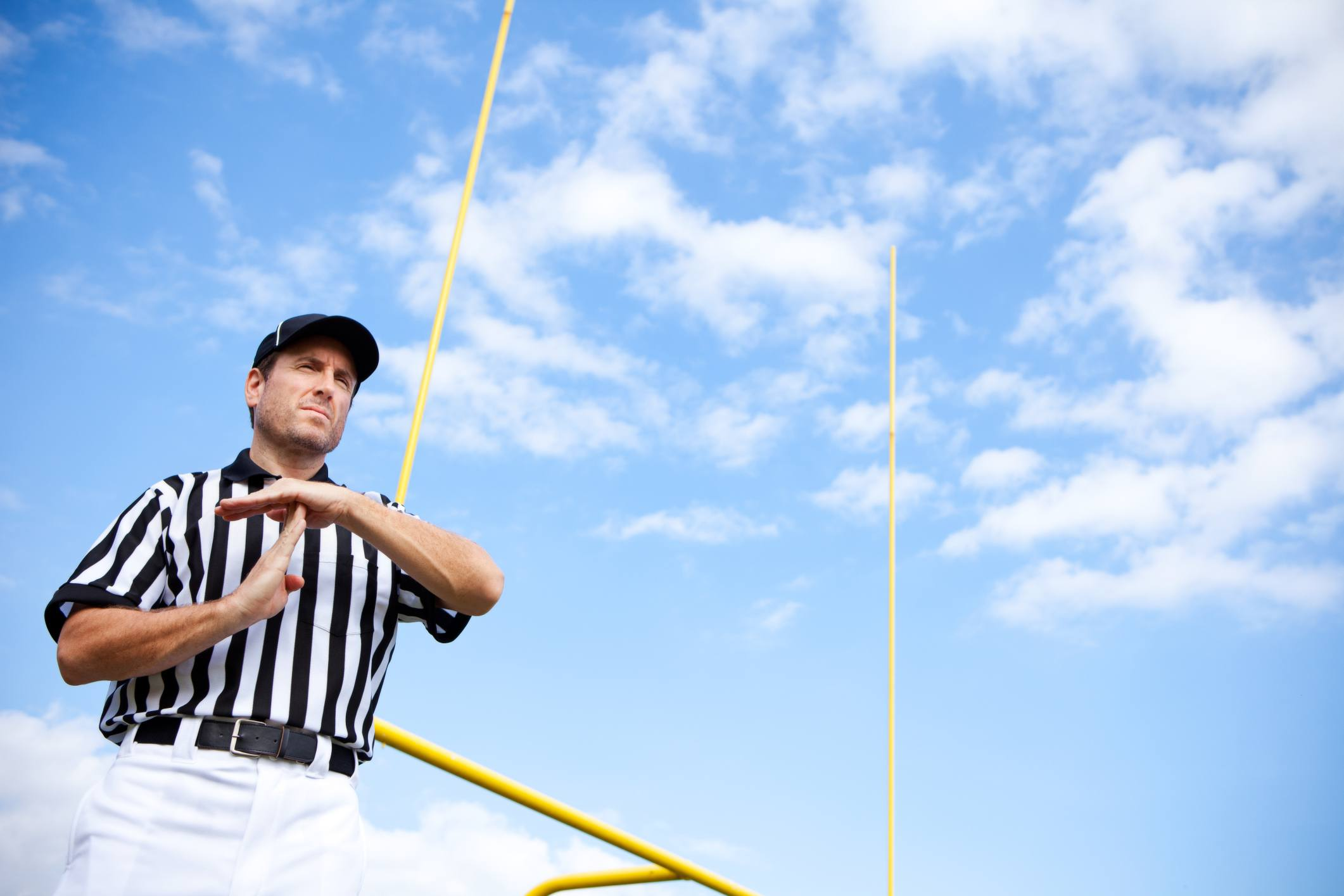 football referee