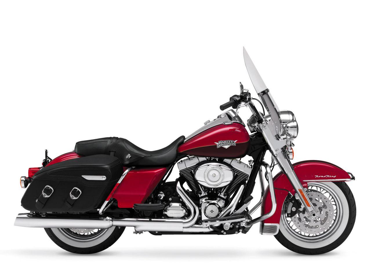2013 Harley Davidson Road King Classic