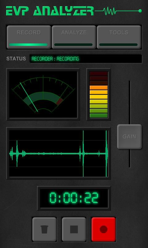 Ghost EVP Analyzer App for Android: Review and Guide