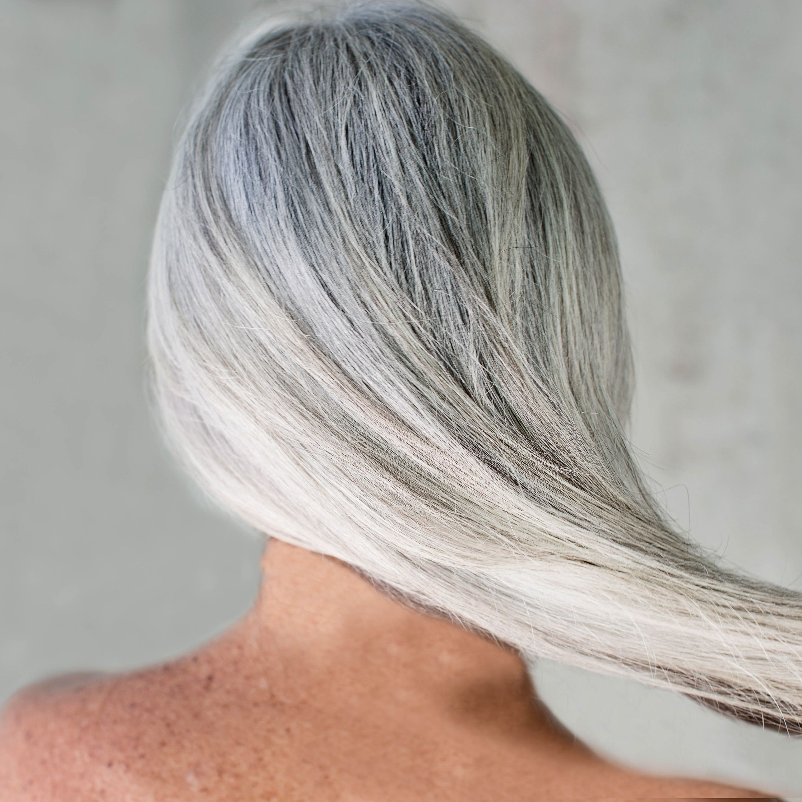 How to Formulate Gray Hair Coverage in Four Easy Steps