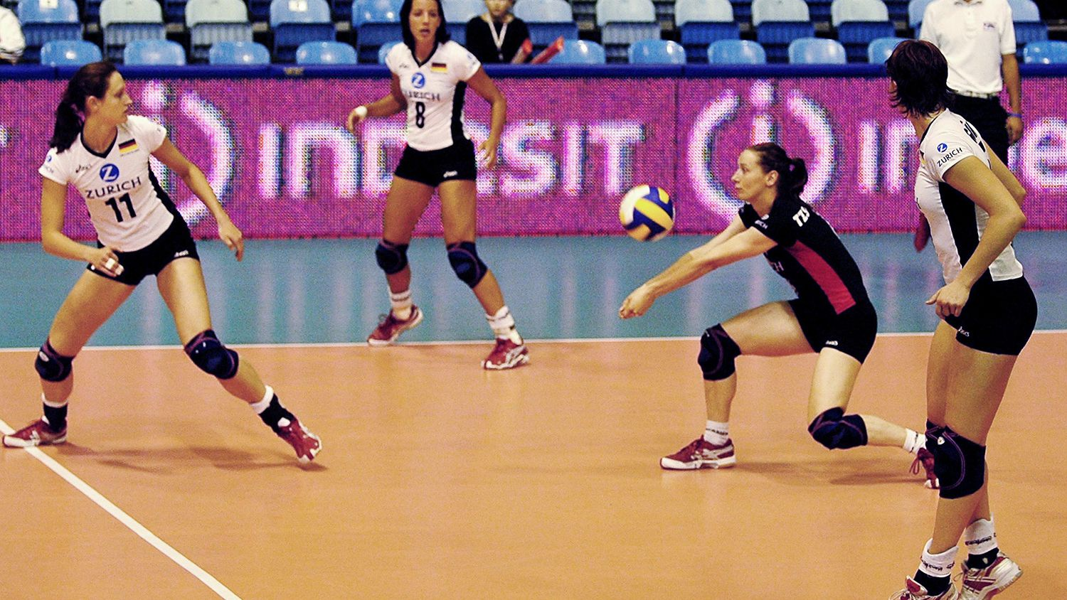 The Libero In Volleyball A Defensive Specialist