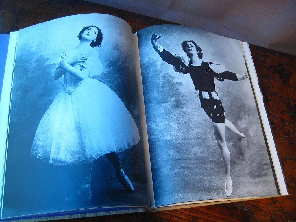 Russian Ballet Book
