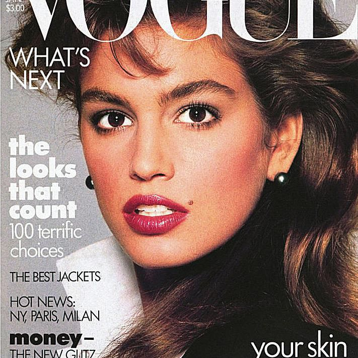 Cindy Crawford Vogue Magazine