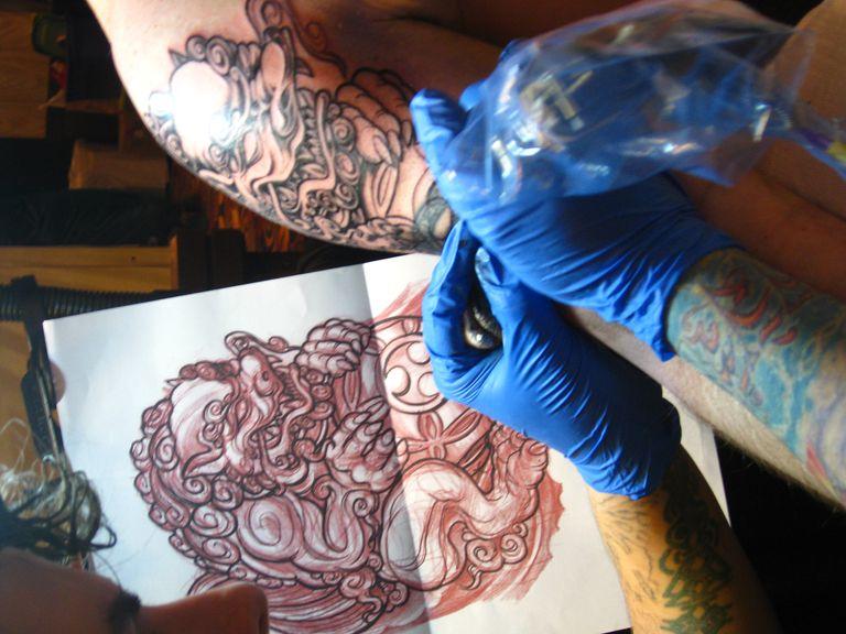 Foo Dog Tattoo Symbolism And History