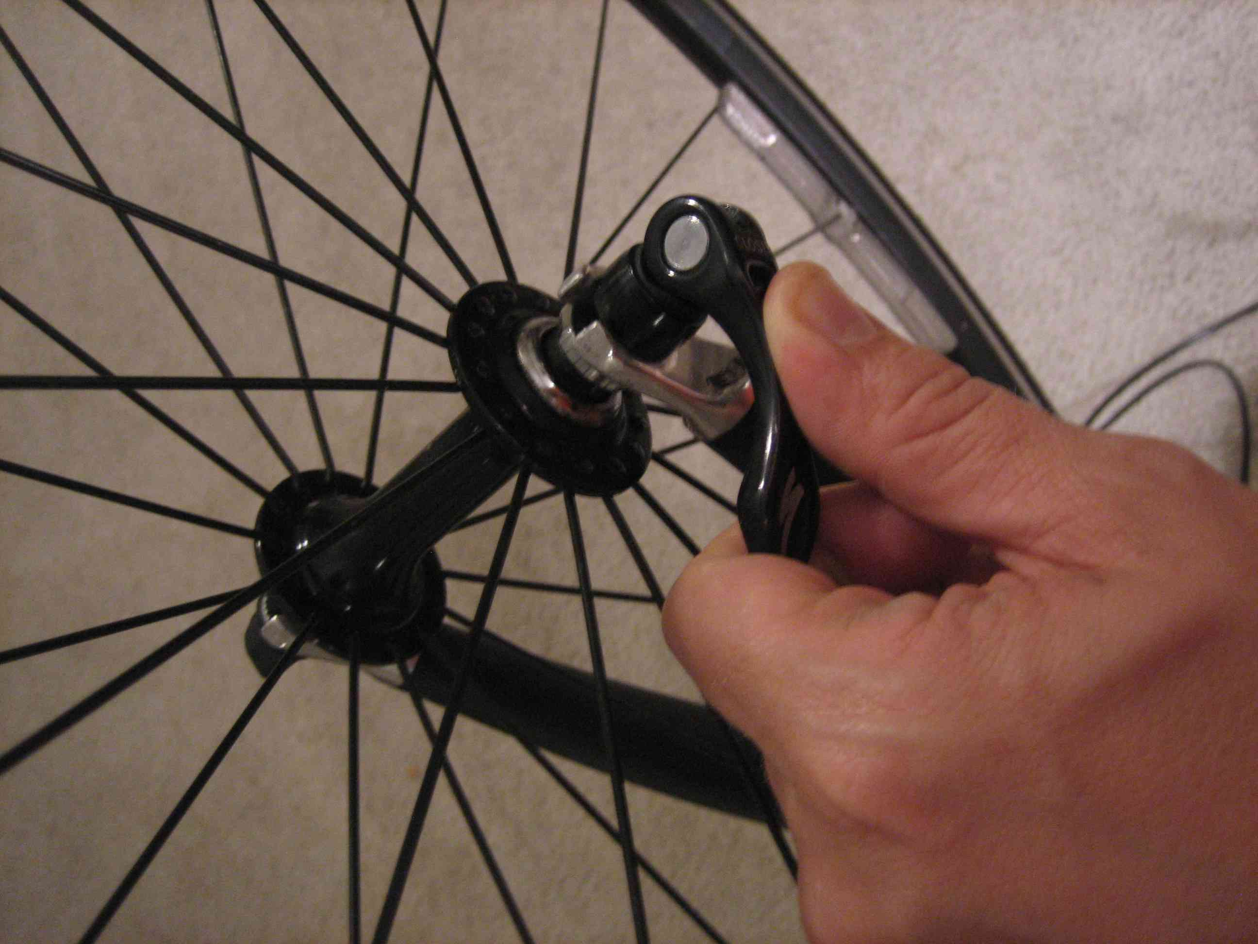 How to Change a Bike Tire When Its Flat