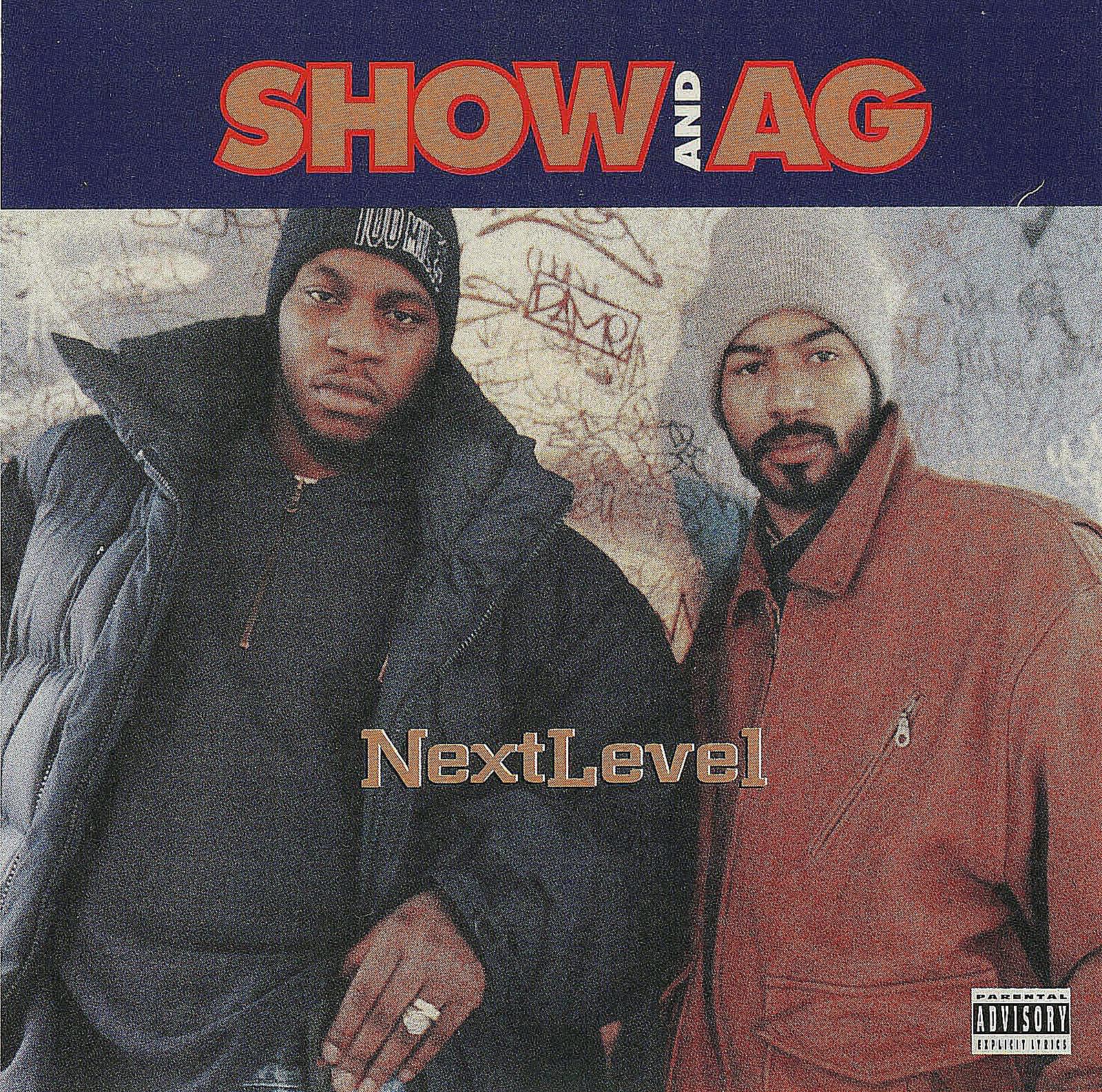 Show-A.G.-Next-Level cover art