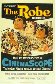 movie poster from The Robe