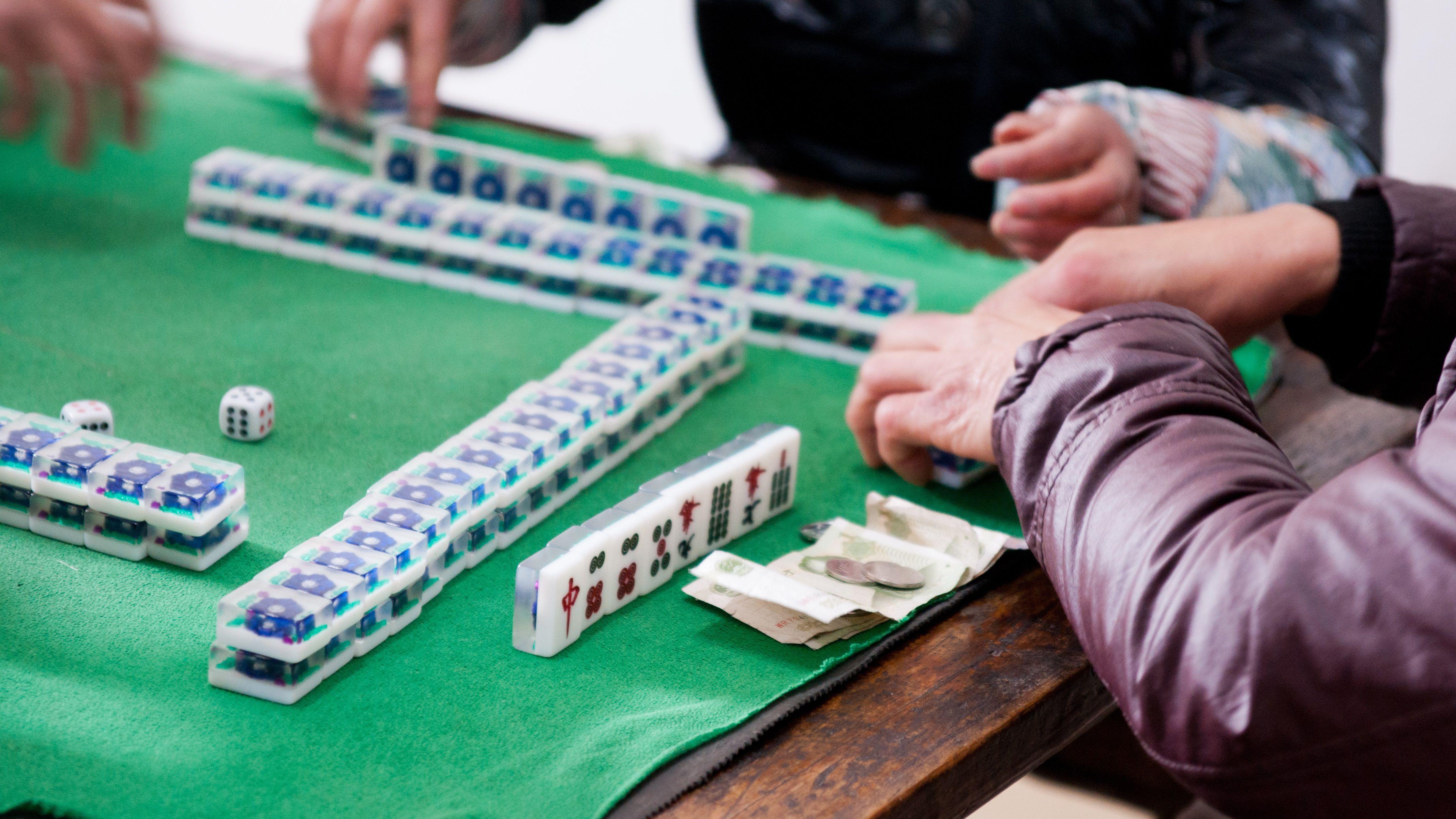 mahjong betting