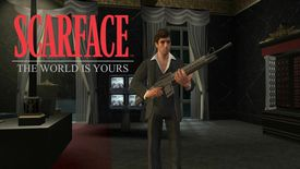 Scarface: The World Is Yours splash screen