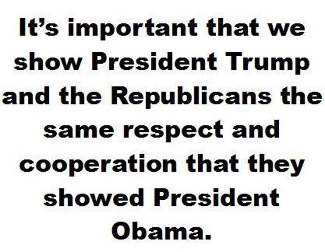 Respect - Trump meme