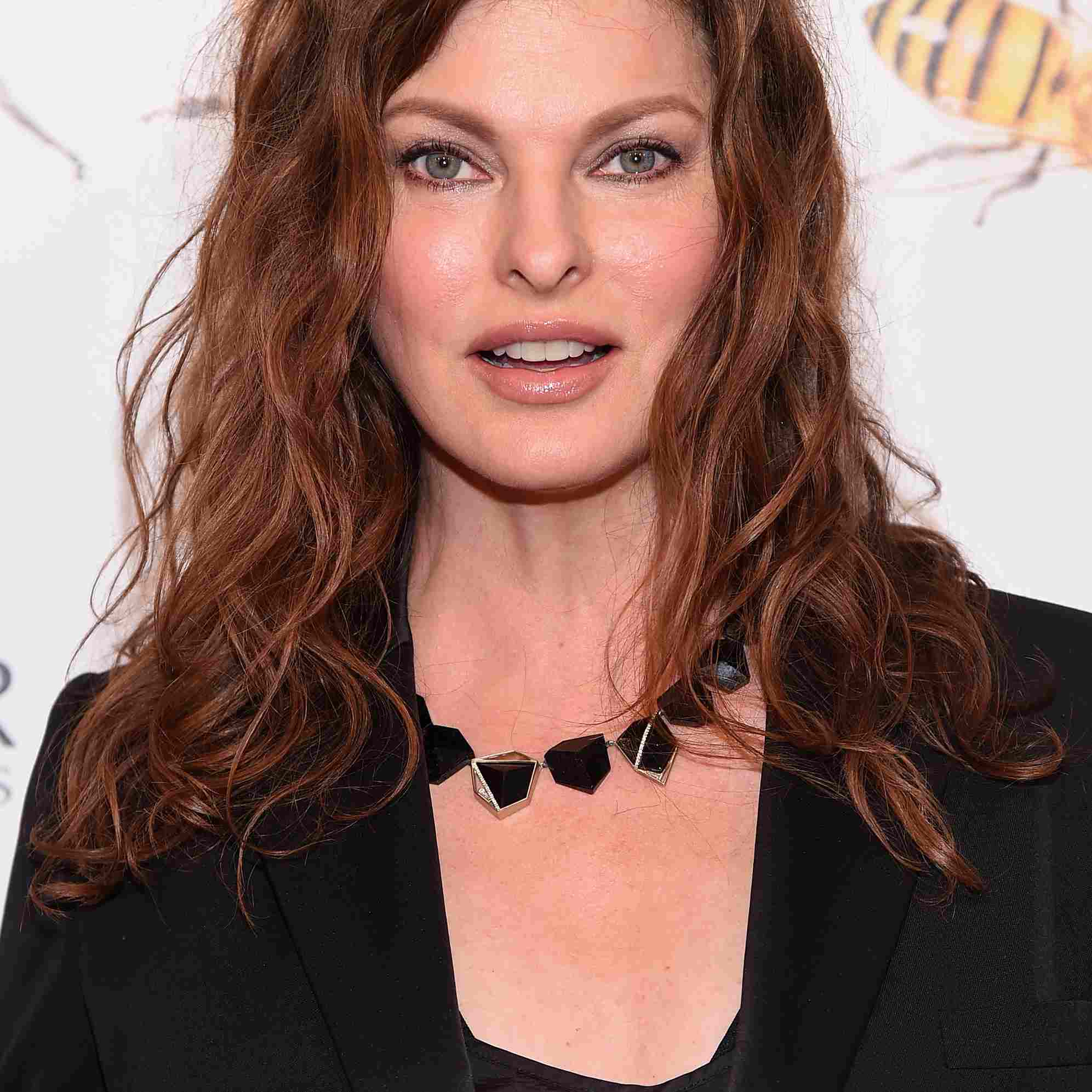 Linda Evangelista, Co-Chair of the Fragrance Foundation Awards attends the 2015 Fragrance Foundation Awards at Alice Tully Hall at Lincoln Center on June 17, 2015