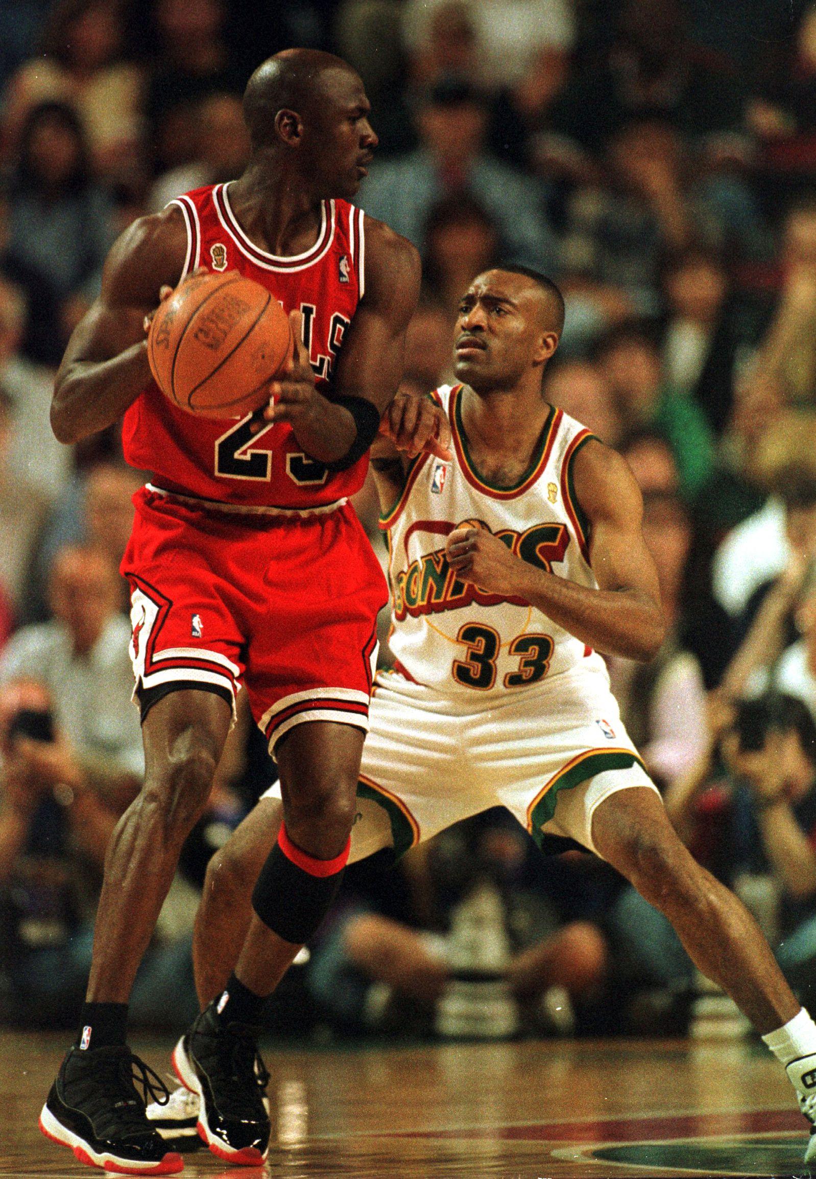 b9e4f92032fa Michael Jordan s NBA Finals Sneakers