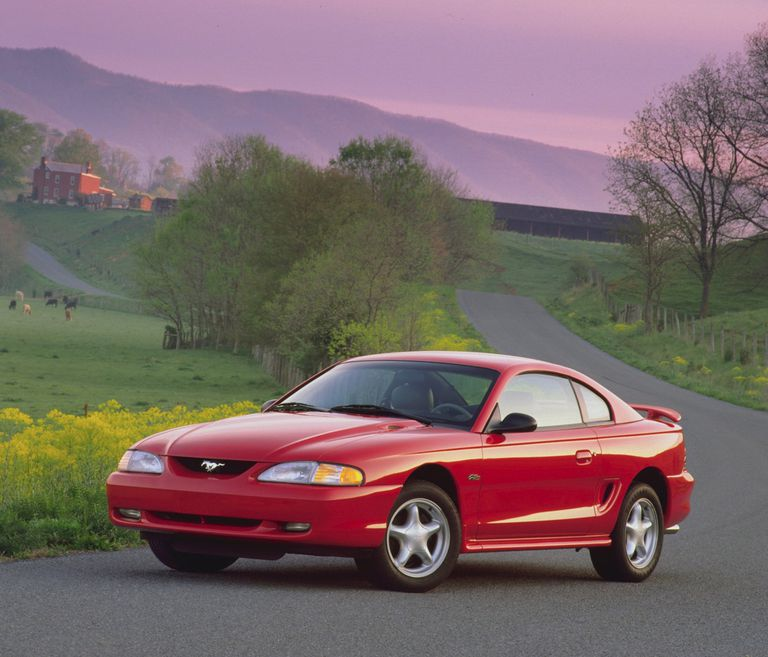 Fourth Generation Mustang (1994-2004)