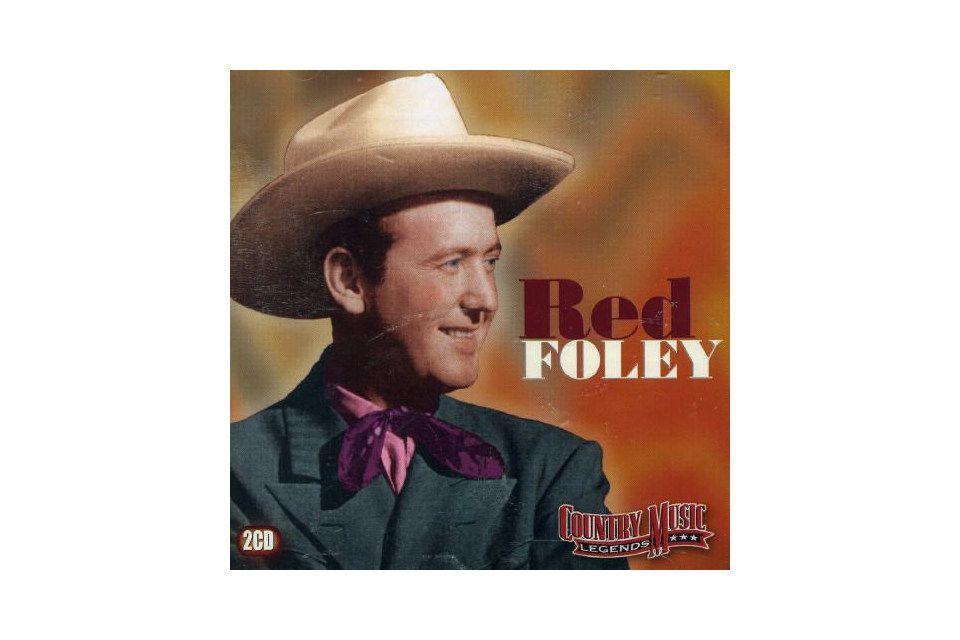 red foley album cover