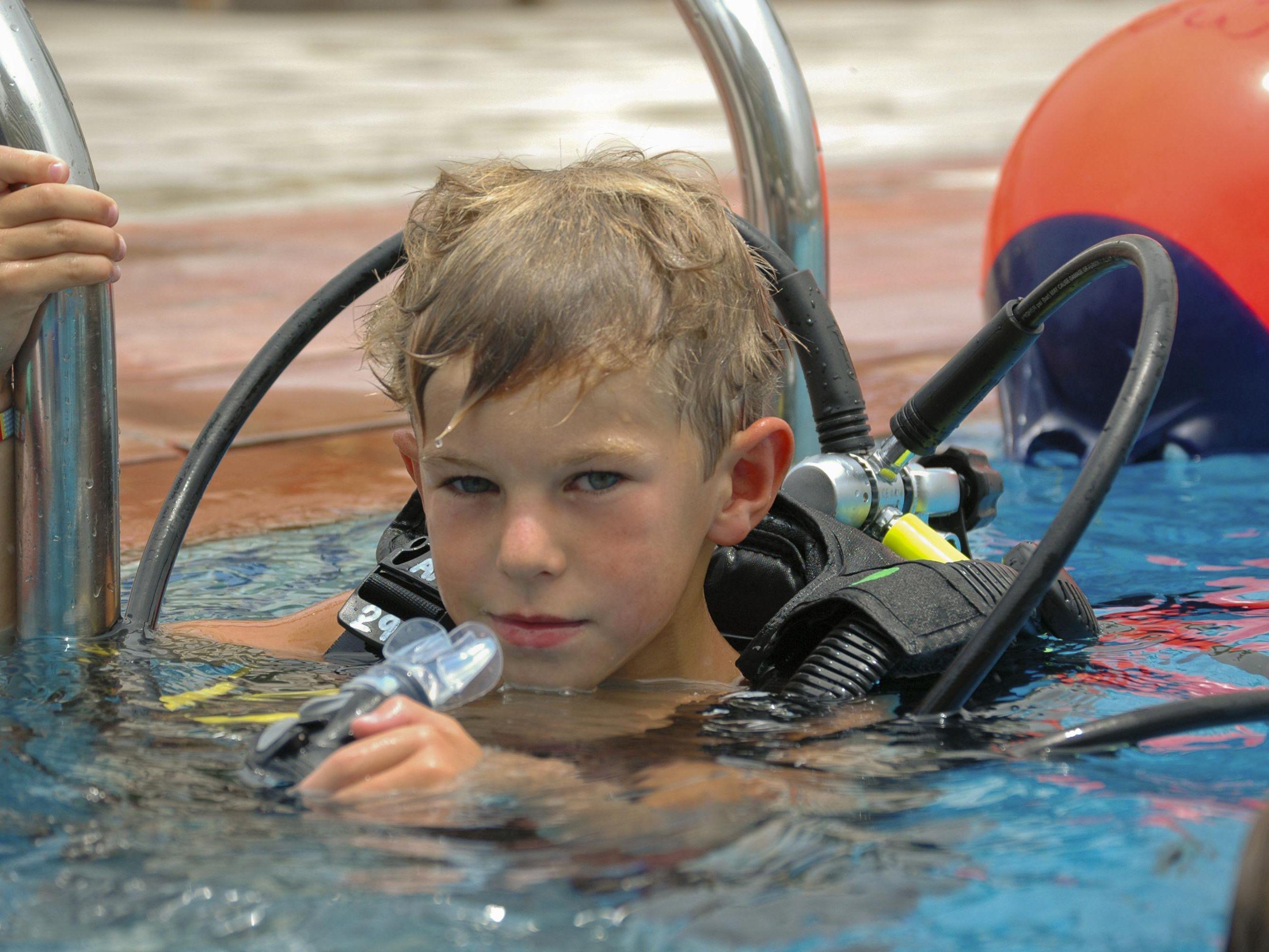 junior scuba diving certification