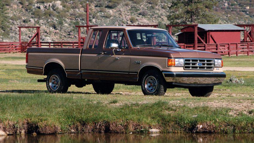 1987 1996 Ford F 150 Series Pickup Trucks