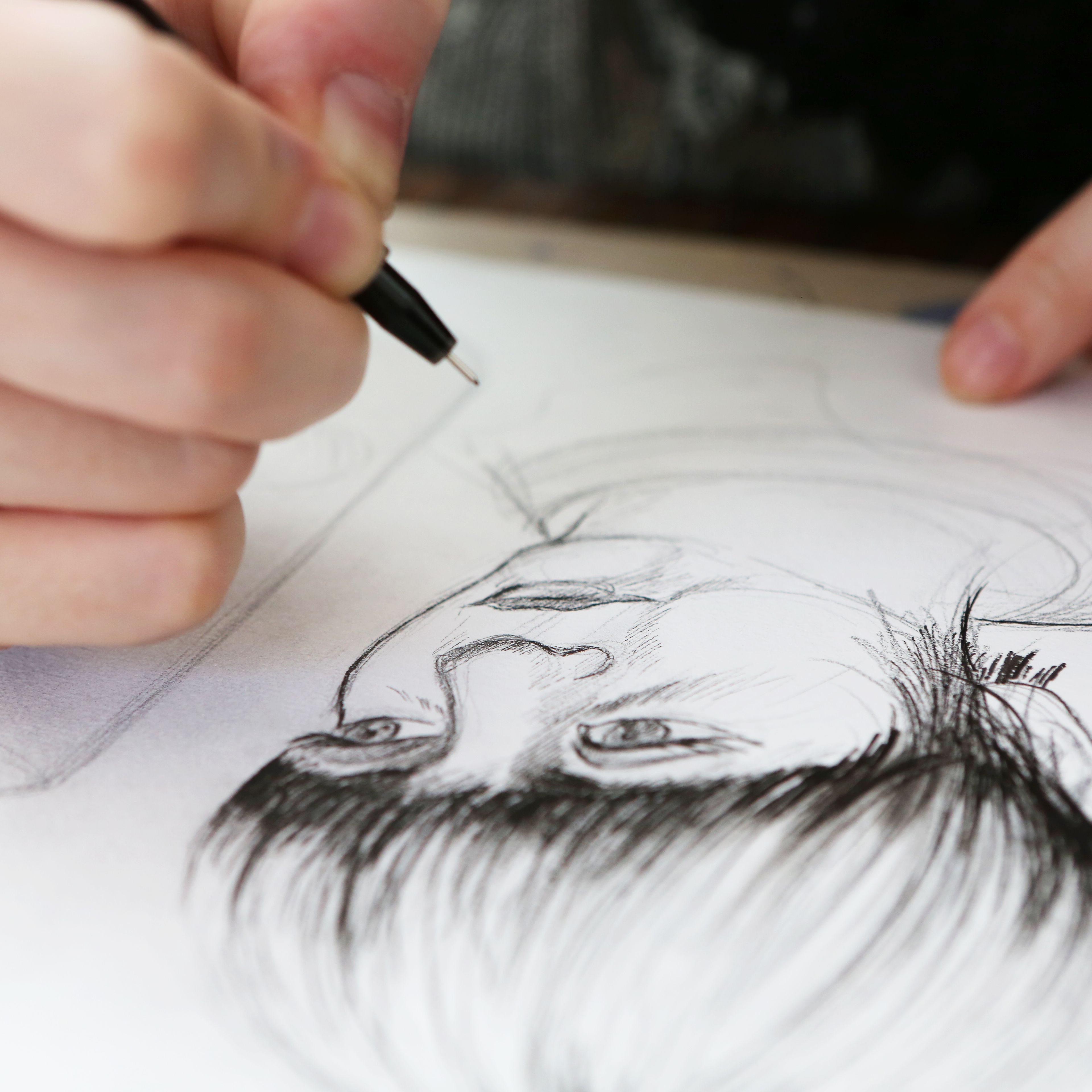 Learn How To Sketch Realistic Faces For Portraits